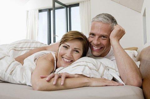 một số nữ giới lại nhận thấy sự gia tăng ham muốn tình dục trong giai đoạn này.