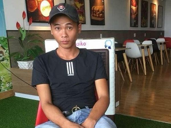 Sau 10 ngày nỗ lực tìm kiếm, gia đình đã tìm thấy anh Phan Văn Tuất