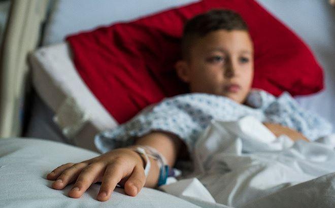 Nhiều bệnh nhi biến chứng viêm não do cúm - Ảnh 2