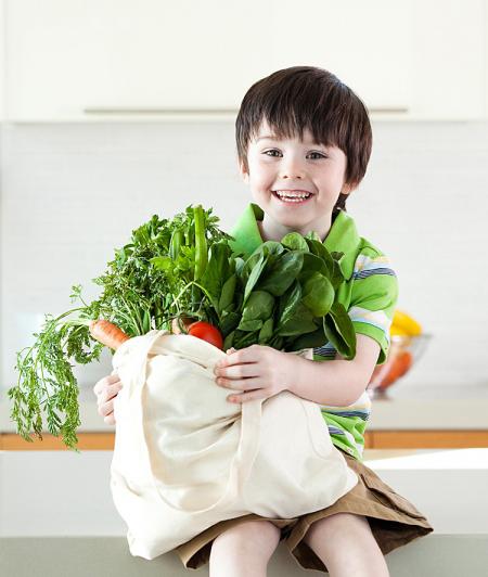 Tuyệt chiêu đơn giản giúp mẹ khắc phục tình trạng lười ăn rau ở trẻ - Ảnh 3