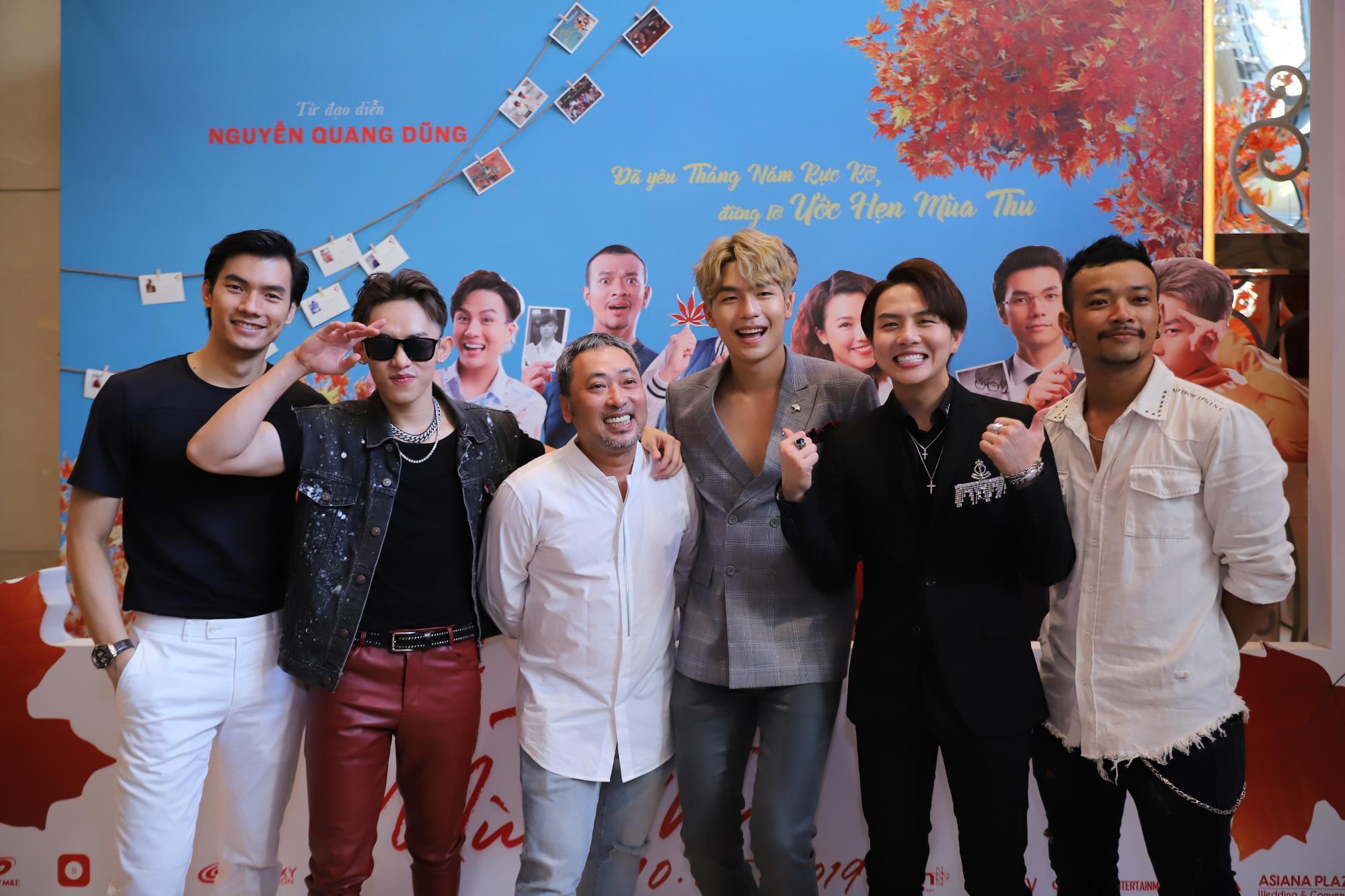 Duy Khánh đóng phim 3 tháng xuất hiện trong 3s trailer, Kay Trần giải thích nickname LONG 2K18CM - Ảnh 3