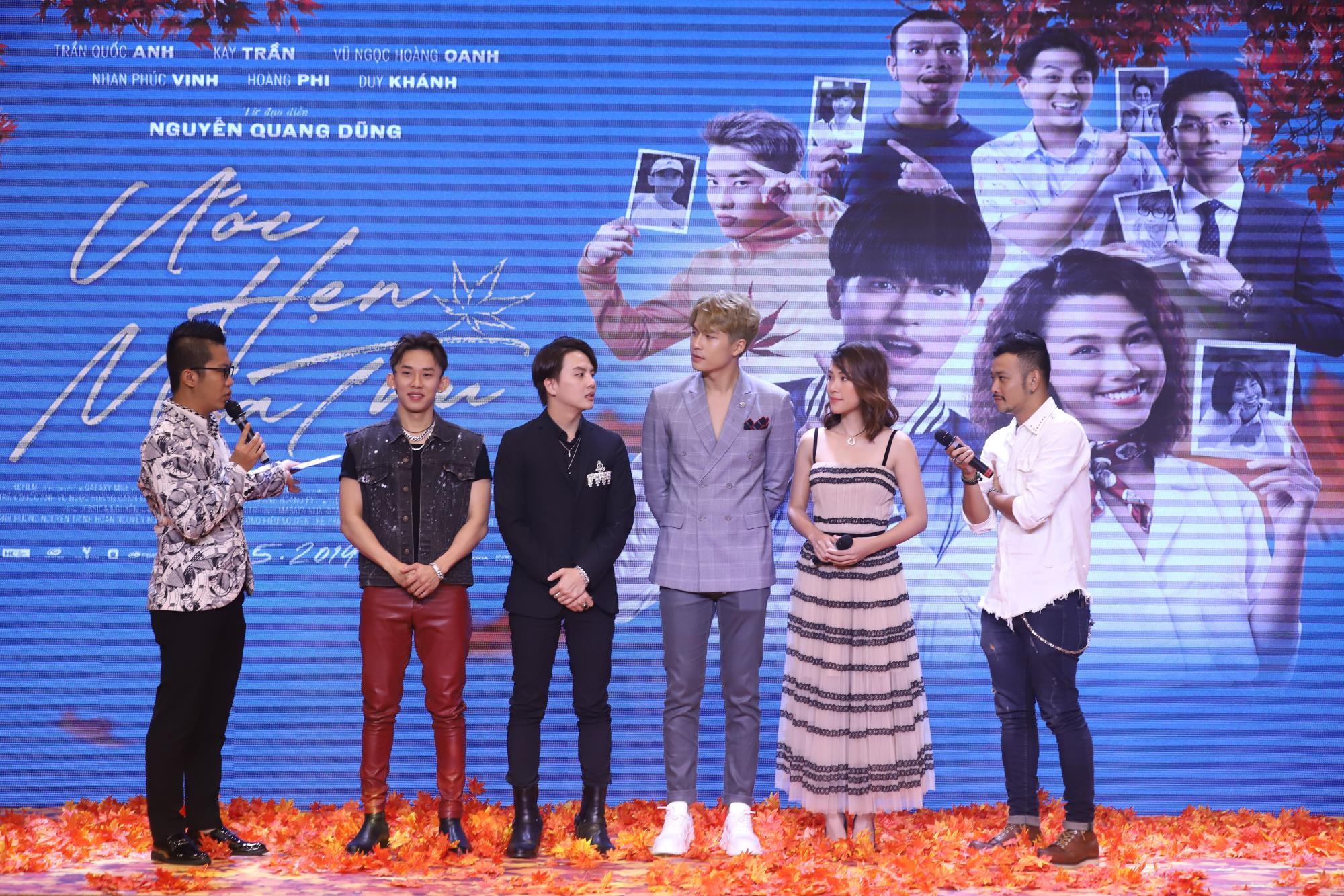 Duy Khánh đóng phim 3 tháng xuất hiện trong 3s trailer, Kay Trần giải thích nickname LONG 2K18CM - Ảnh 2