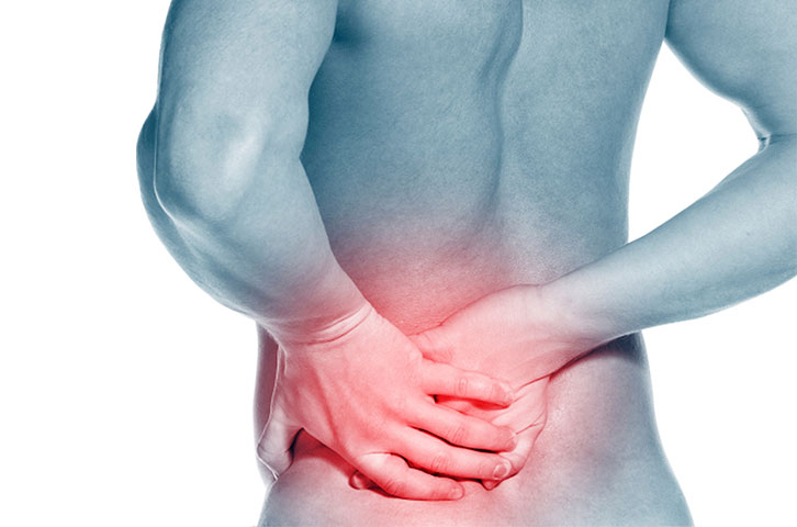 Những chấn thương vùng hông khớp đùi,... không được điều trị dứt điểm cũng là nguyên nhân gây ra thoái hóa khớp háng
