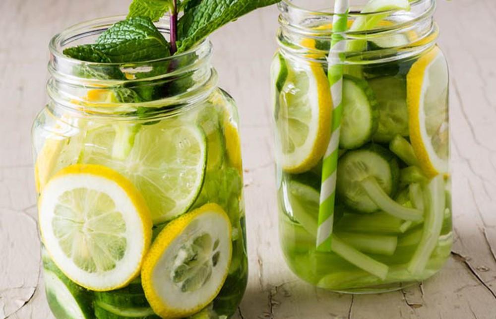 Thức uống thải độc cơ thể từ dưa leo cho bạn thanh nhiệt ngày nóng - Ảnh 1