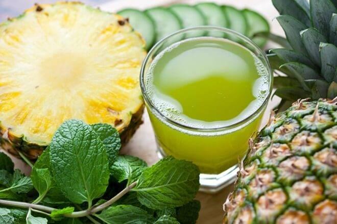 Thức uống thải độc cơ thể từ dưa leo cho bạn thanh nhiệt ngày nóng - Ảnh 2