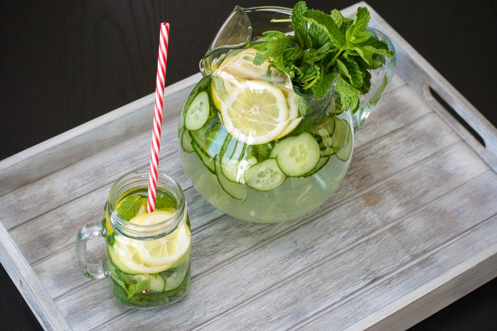 Thức uống thải độc cơ thể từ dưa leo cho bạn thanh nhiệt ngày nóng - Ảnh 4