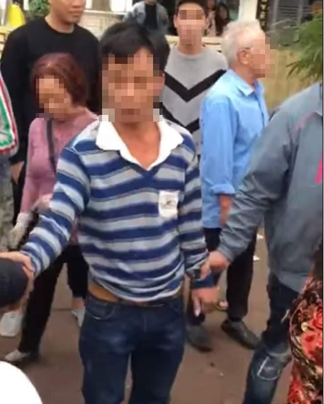 Người nhà bé gái 3 tuổi nghi bị bắt cóc ở Hà Nội: 'Gia đình tôi thấy anh ta cũng hiền lành' - Ảnh 1