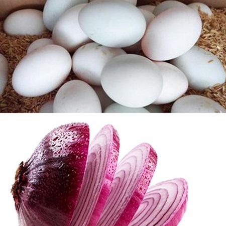 Khi bị đau nửa đầu no nắng nóng, mệt mỏi và căng thẳng, bạn nên ăn món trứng vịt hầm hành tím liên tục trong vòng 5 ngày