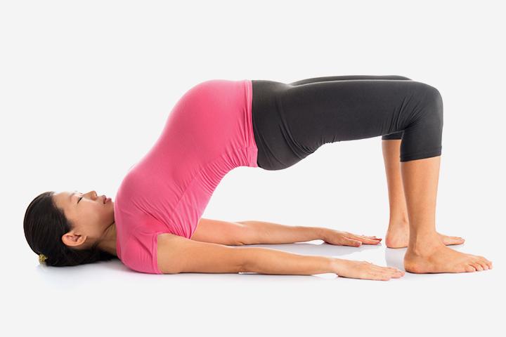 Tư thế yoga giúp bà bầu giảm nhẹ chứng đau lưng trong thời kỳ mang thai - Ảnh 4