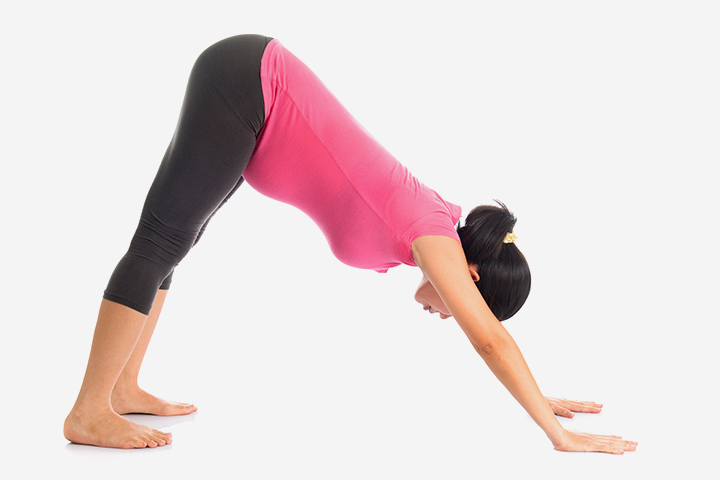 Tư thế yoga giúp bà bầu giảm nhẹ chứng đau lưng trong thời kỳ mang thai - Ảnh 5
