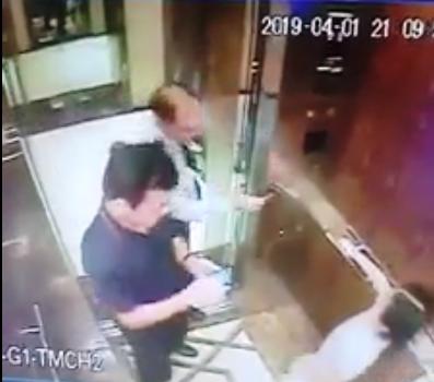 Bé gái có dấu hiệu bị dâm ô trong thang máy chung cư ở quận 4 - Ảnh 2