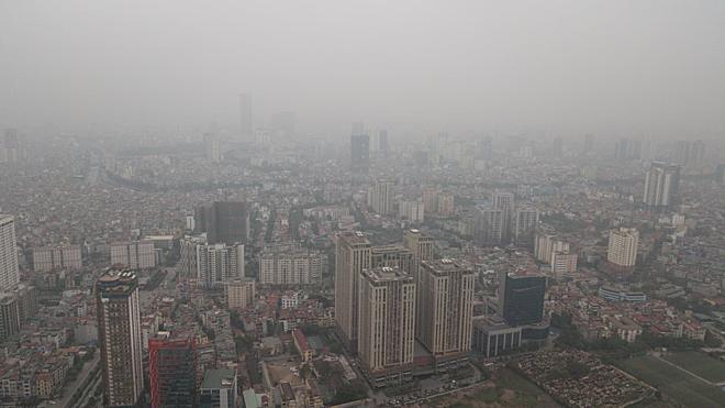 Hơn 90% người châu Á hít không khí ô nhiễm mỗi ngày - Ảnh 1