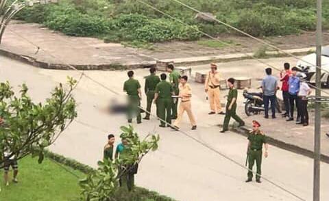 Nam thanh niên đâm bạn gái tử vong ở Ninh Bình: 'Ai mà lại gần thì tôi đâm chết' - Ảnh 2