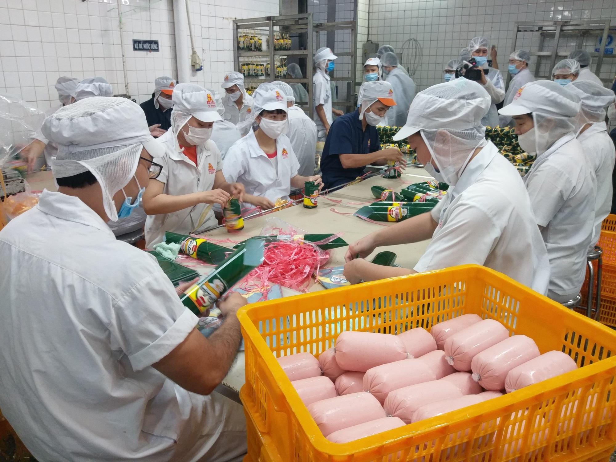 VISSAN sẽ cung ứng hơn 3.200 tấn thịt tươi sạch trong dịp tết 2019 - Ảnh 4
