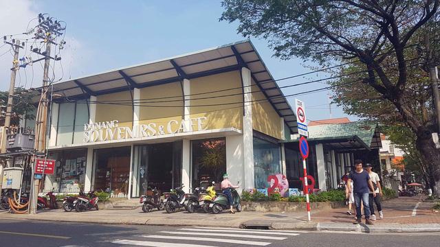 UBND TP Đà Nẵng xác định giá trị tiền sử dụng đất tại số 34 Bạch Đằng thấp, có dấu hiệu ưu ái cho doanh nghiệp hàng chục tỉ đồng - Ảnh: H.KHÁ