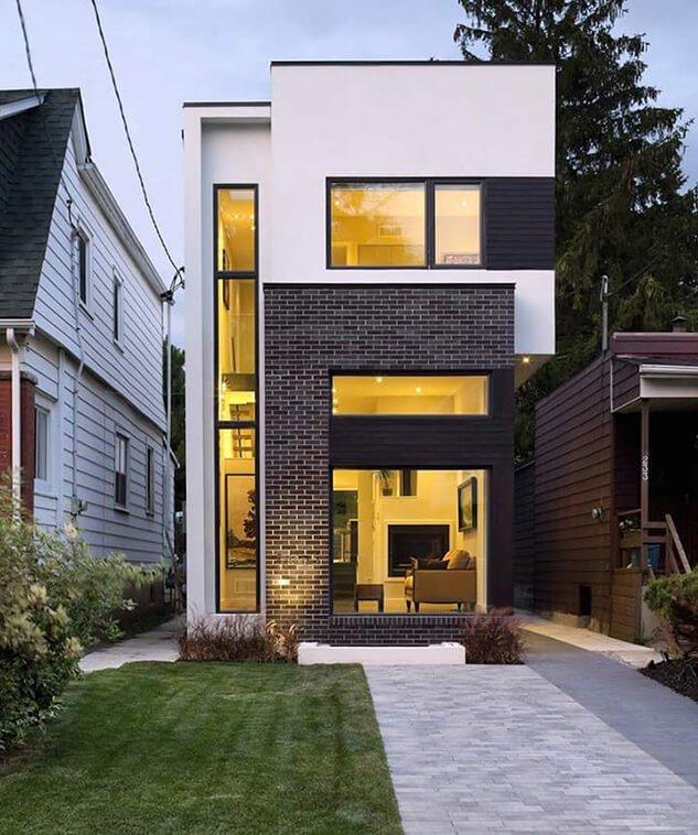 Những mẫu nhà 2 tầng đẹp cho gia đình đông người ở thoải mái - Ảnh 5