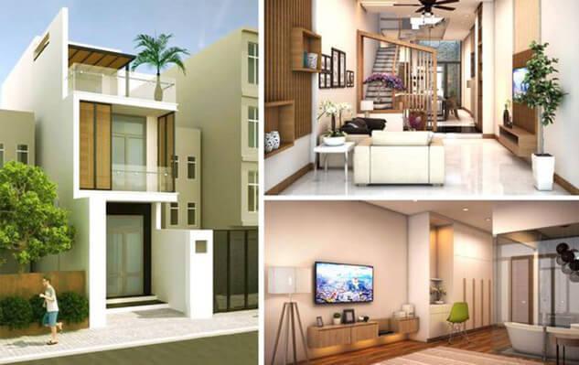 Những mẫu nhà 2 tầng đẹp cho gia đình đông người ở thoải mái - Ảnh 6