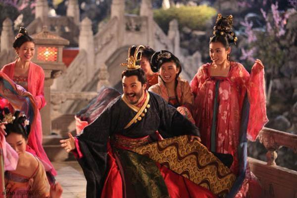 Ngoại trừ A Phòng, tất cả những mỹ nhân khác trong cung điện cũng chỉ được Tần Thủy Hoàng xem như trò tiêu khiển.