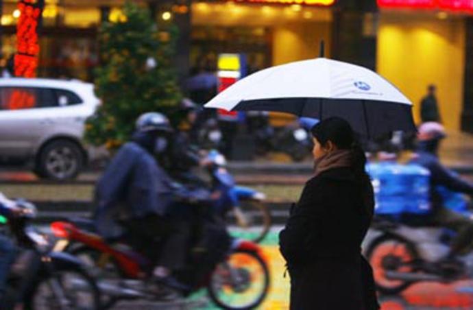 Dự báo thời tiết ngày 23/3: Đông Bắc Bộ và Bắc Trung Bộ trời trở rét - Ảnh 1