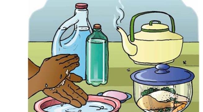 Cách giảm vi khuẩn gây ngộ độc thực phẩm - Ảnh 2