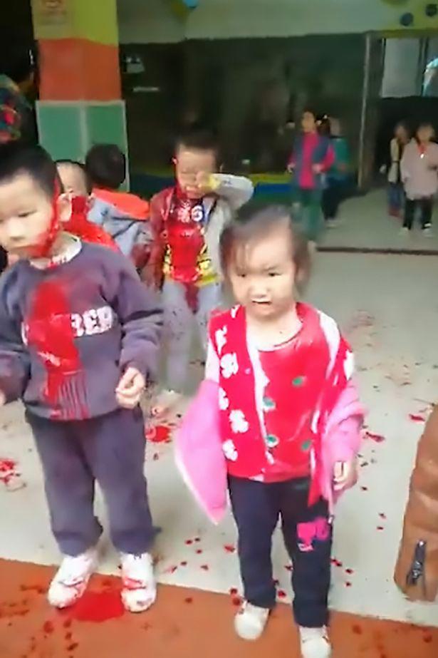 Trung Quốc: Người phụ nữ 39 tuổi đâm bị thương 14 trẻ mẫu giáo - Ảnh 1