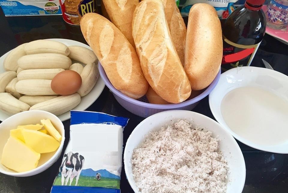 Ngày chủ nhật, tận dụng bánh mì cũ nấu 3 món ngon vừa tiết kiệm vừa lạ miệng - Ảnh 2
