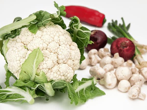 Các loại rau củ quả màu trắng có thể bảo vệ cơ thể khỏi sự tấn công của các vi khuẩn, vi-rút gây bệnh