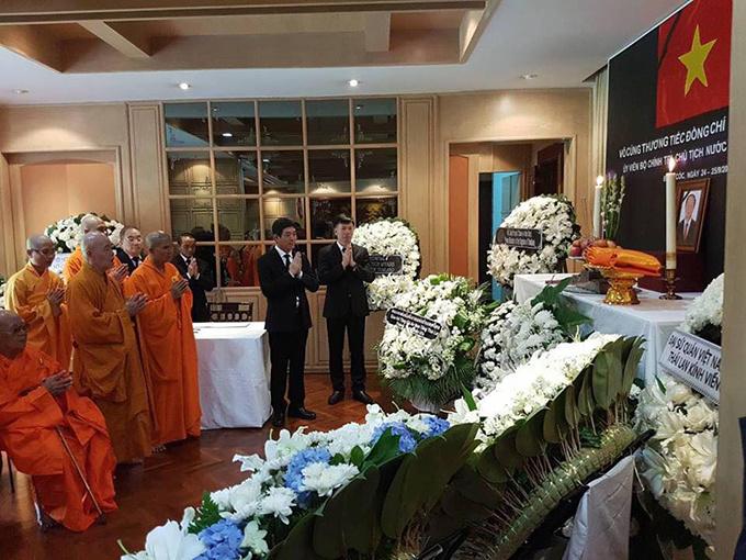Lễ viếng Chủ tịch nước Trần Đại Quang tại các nước - Ảnh 13