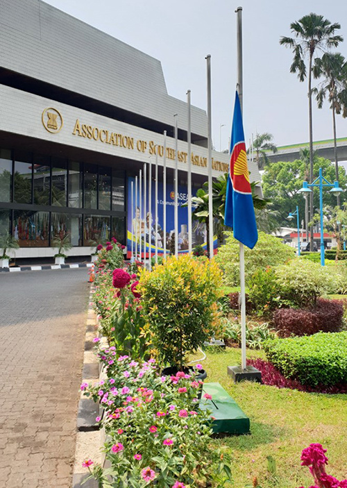 Lễ viếng Chủ tịch nước Trần Đại Quang tại các nước - Ảnh 20