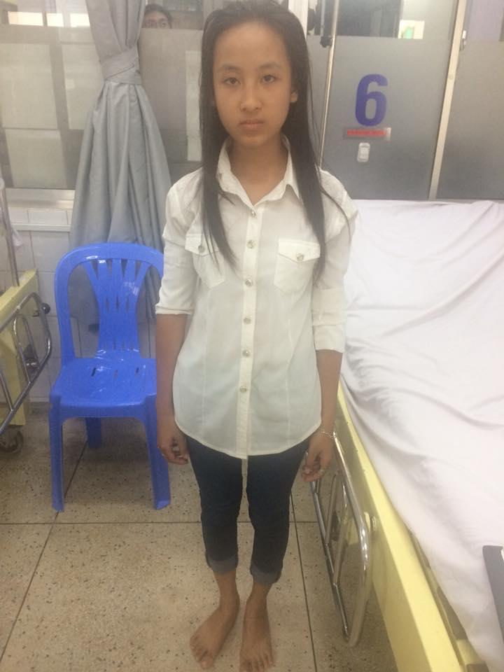Bé gái 16 tuổi lạc vào bệnh viện trong trạng thái hoảng loạn - Ảnh 1