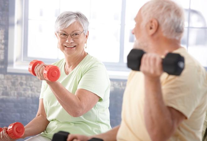 Tập luyện thể thao thường xuyên sẽ giúp phòng bệnh Alzheimer và mất trí nhớ