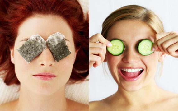 Áp dụng các biện pháp thiên nhiên sẽ cải thiện tình trạng thâm quầng mắt nhanh chóng