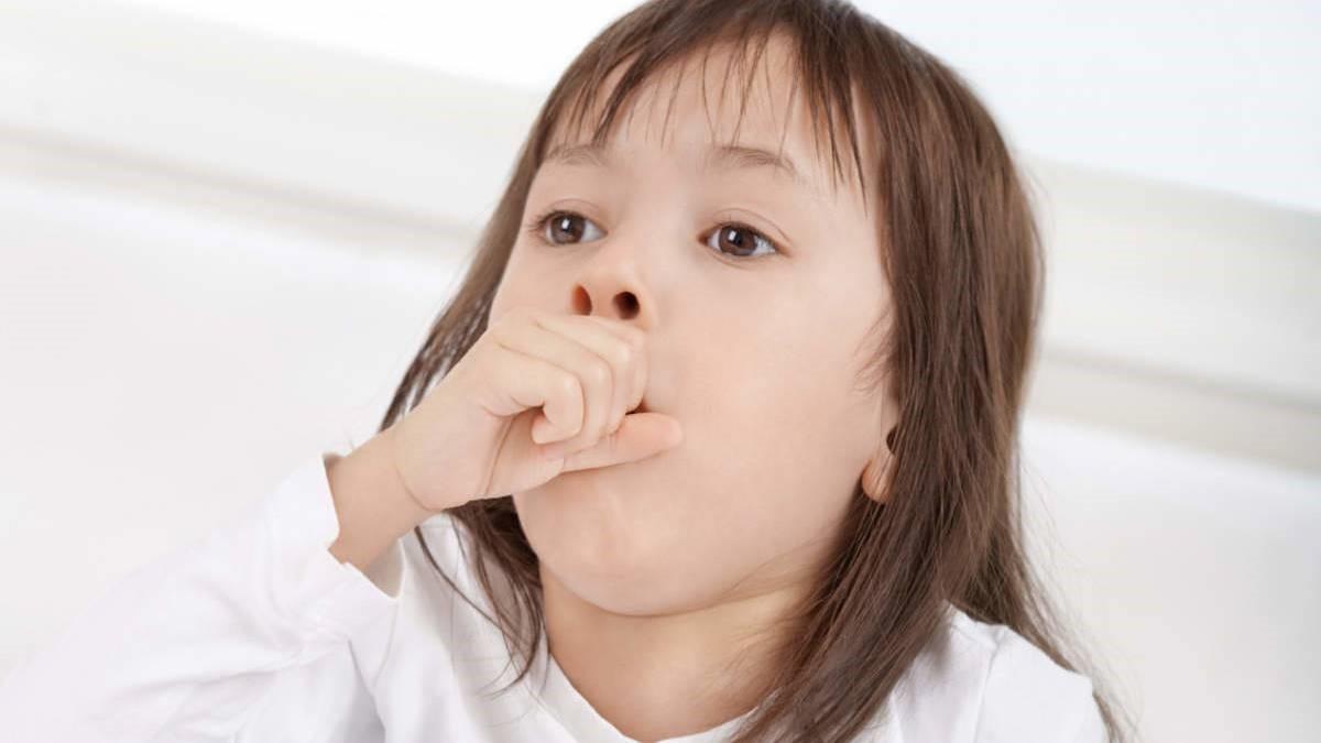 Tình trạng viêm họng thường khiển trẻ rất khó chịu và mệt mỏi. Ảnh minh họa: Internet