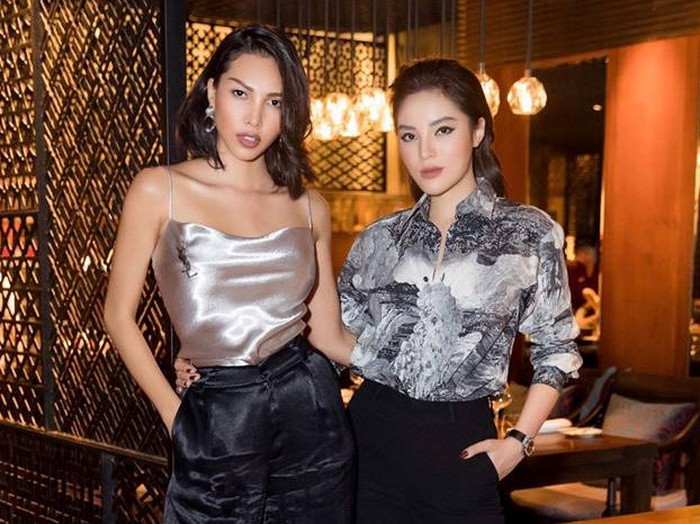 Dính nghi án yêu đồng giới với người mẫu Minh Triệu, Kỳ Duyên 'nổi đóa' đáp trả - Ảnh 2