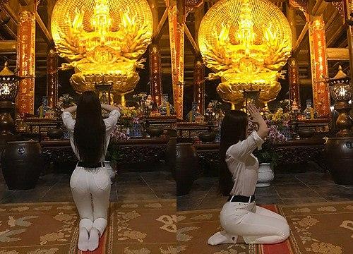 Những trang phục không nên mặc khi đi chùa để tỏ lòng thành kính, giữ tôn nghiêm - Ảnh 2