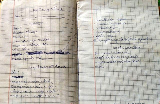 Học sinh lớp 6… đọc còn phải đánh vần - Ảnh 1