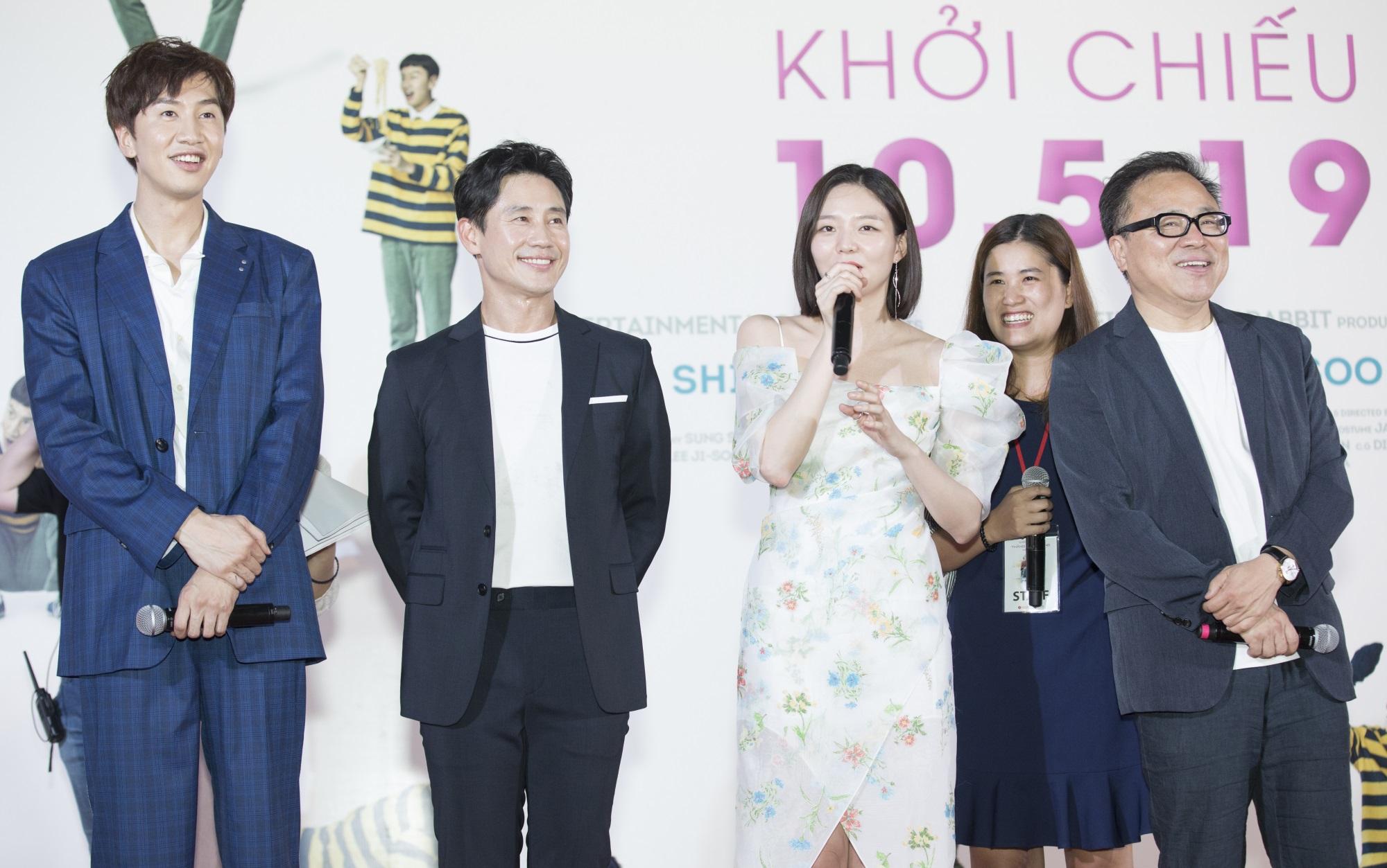 """Tp.HCM: Dàn sao Hàn triệu view xuất hiện trong buổi ra mắt phim """"Thằng em lý tưởng"""", khiến dân tình bấn loạn - Ảnh 2"""