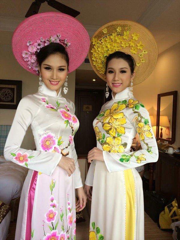 'Người có mái tóc đẹp nhất' Hoa Hậu Việt Nam 2014 đi tu - Ảnh 2