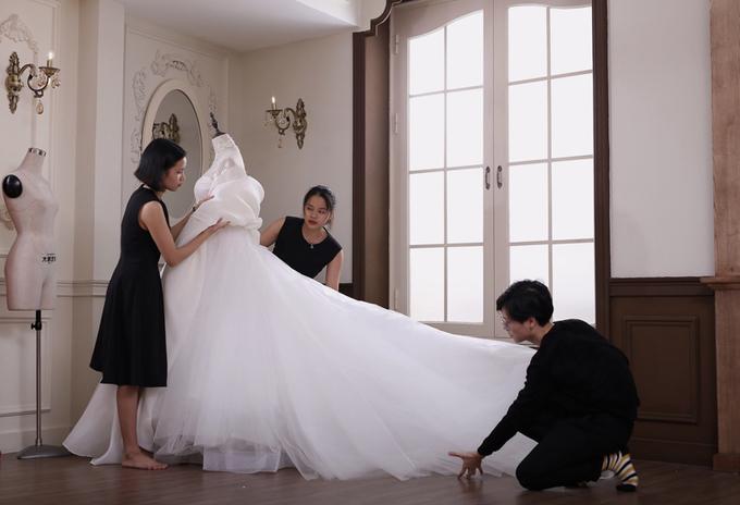 Chồng đại gia hơn Thanh Tú 16 tuổi rước dâu bằng dàn siêu xe 60 tỷ đồng - Ảnh 8