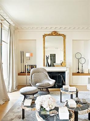 7 cách đơn giản mang phong cách Paris vào không gian sống - Ảnh 2