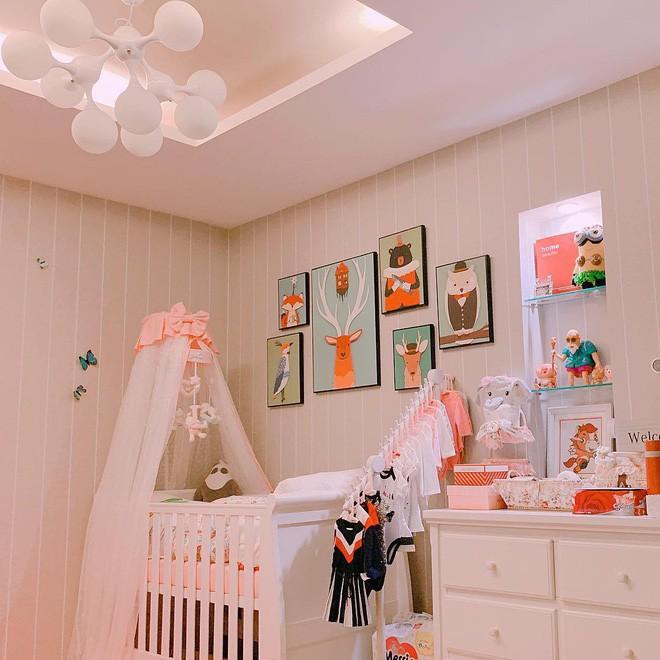 Căn phòng nhỏ xinh của cô công chúa nhỏ nhà Diệp Lâm Anh. Ảnh minh họa: Internet