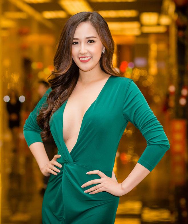 Mai Phương Thúy khiến nhiều người ngưỡng mộ không chỉ bởi vẻ xinh đẹp mà còn nhờ sự tài năng.