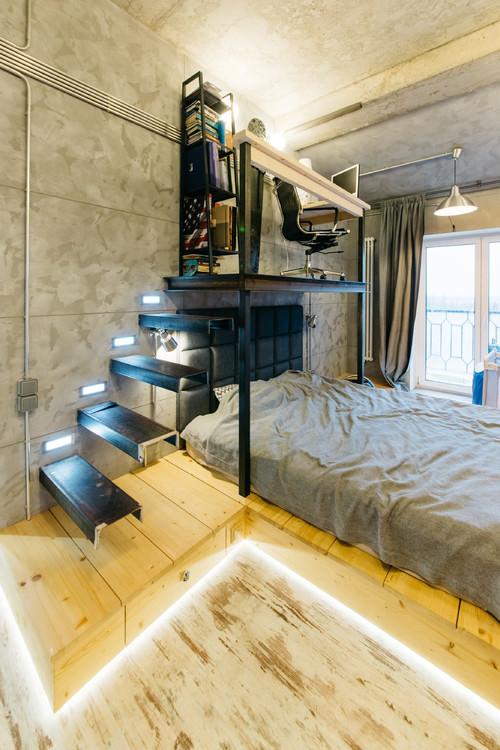 Những kiểu phòng ngủ độc đáo, sáng tạo - Ảnh 19