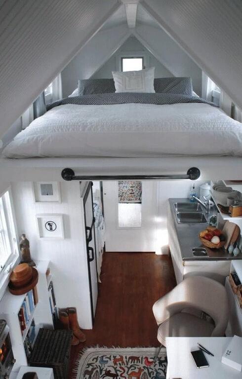 Những kiểu phòng ngủ độc đáo, sáng tạo - Ảnh 5