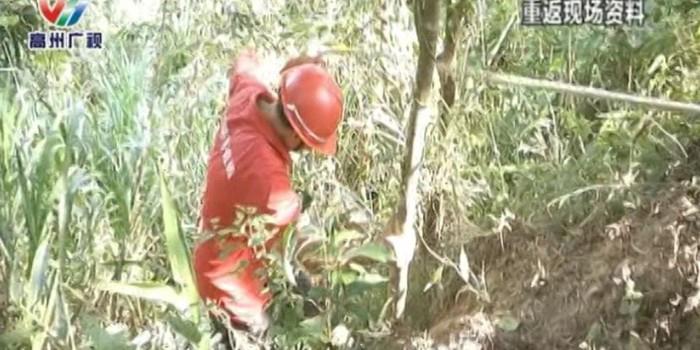 Sau 2 tiếng tìm kiếm, đội cứu hộ đã tìm thấy bé gái còn sống