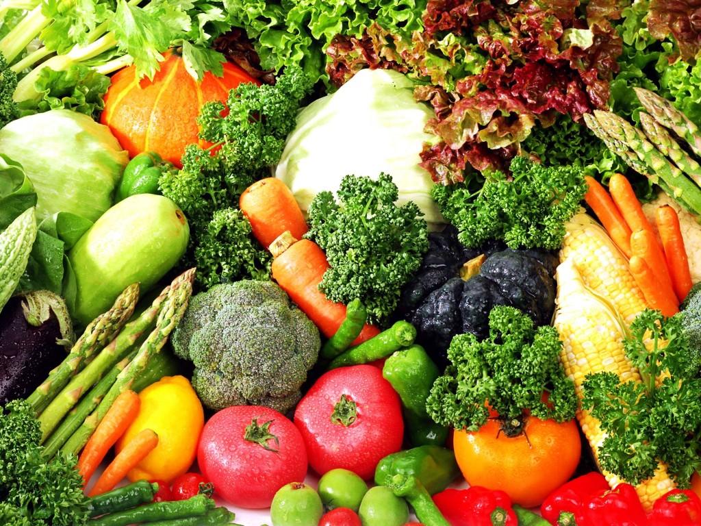Các thực phẩm chứa nhiều chất chống oxy điều hỗ trợ rất tốt trong quá trình điều trị bệnh. Ảnh minh họa: Internet