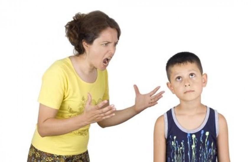 Cách kiềm chế cơn nóng giận với con các mẹ cần biết - Ảnh 1
