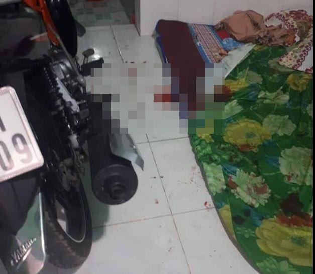 Đòi về quê, cô gái 24 tuổi bị người yêu đâm tử vong tại phòng trọ - Ảnh 1