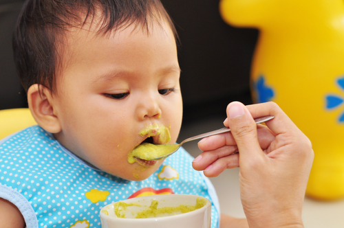 Khi nào nên bắt đầu cho trẻ ăn dặm bằng cà rốt - Ảnh 1