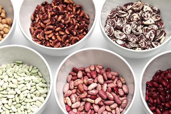Các loại đậu  Đậu chứa nhiều đạm mà không có mỡ như trong đạm động vật. Đậu còn giàu chất xơ, giúp bạn cảm thấy no bụng và không thèm ăn.